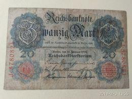 20 Marki 1914 - 20 Mark