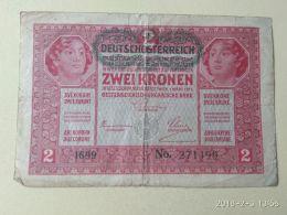 2 Korone 1917 - [ 2] 1871-1918 : Impero Tedesco