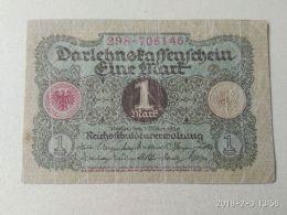 1 Marko 1920 - 1 Rentenmark