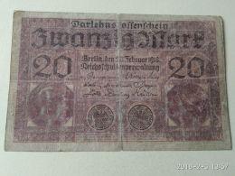 20 Marchi 1918 - [ 3] 1918-1933: Weimarrepubliek
