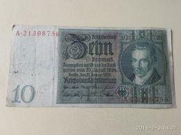 10 Marki 1929 - 10 Mark