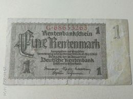 1 Marko 1937 - [ 4] 1933-1945 : Troisième Reich