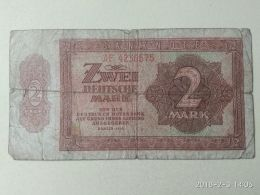 2 Marki 1948 - [ 6] 1949-1990 : GDR - German Dem. Rep.