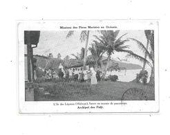 10452 - Archipel Des FIDJI : L'ile Des Lépreux (MAKOGAI) - Fidji