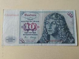 10 Marki 1980 - [ 7] 1949-… : FRG - Fed. Rep. Of Germany
