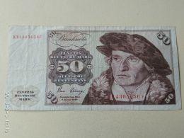50 Marki 1980 - 50 Deutsche Mark