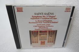 "CD ""Saint-Saens"" Symphony No. 3 ""Organ"" - Classical"