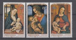 PENRHYN 1975 - NATALE CHRISMAS NUOVI - Penrhyn