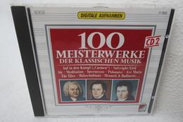 """CD """"100 Meisterwerke Der Klassischen Musik"""" CD 2 - Klassik"""