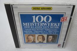 "CD ""100 Meisterwerke Der Klassischen Musik"" CD 4 - Classical"