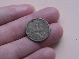 TO HANOVER 1837 - VICTORIA REGINA 1852 ( 3,5 Gr. / Zie Foto ) - Other