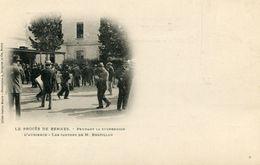PARIS(PROCES DE RENNES) DREYFUS - Events