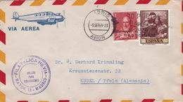 Brief Nach Deutschland (br3026) - 1931-Heute: 2. Rep. - ... Juan Carlos I