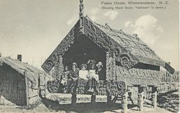 WHAKAREWAREWA : Pataka House - New Zealand