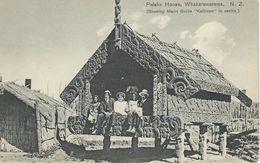 WHAKAREWAREWA : Pataka House - Nouvelle-Zélande