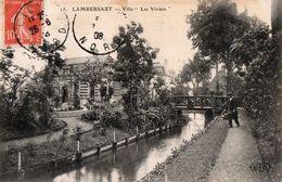 """LAMBERSART-villa """"les Viviers"""" - Lambersart"""
