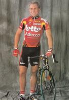 CYCLISME  JEROEN BLIJLEVENS  (LOTTO ADECCO) - Ciclismo
