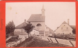 Orig.Foto Auf Karton 1882 - JOSEFBERG, Atelierfoto Mariazell, Format 10,5 X 6,5 - Alte (vor 1900)