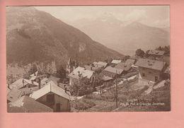 OUDE POSTKAART ZWITSERLAND  -  SCHWEIZ - SUISSE -    GRYON - ED. PERROCHET - VD Vaud