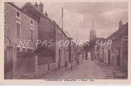 CPA LAMARGELLE 21 GRANDE RUE - Other Municipalities