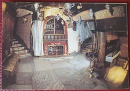 BETHLEHEM - Stable Where Jesus Christ Was Born - Christianity - Nativity - Nv - Palestina