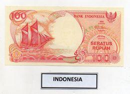 Indonesia - 1992 - Banconota Da 100 Rupie - Nuova - (FDC8064) - Indonesia