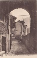 Cp , 06 , SOSPEL , Alt. 358 M., Rue De La Bévera - Sospel