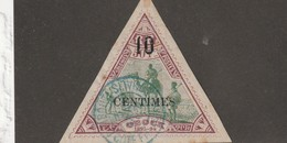 Cote Des Somalis Nunmero 36 Oblitéré Premier Choix Quelques Points De Rouille - Costa Francese Dei Somali (1894-1967)