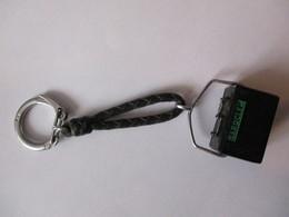 Porte Clé Année 60  Batterie Baroclem Noir - Porte-clefs
