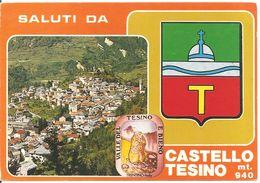 CASTELLO TESINO ( TRENTO ) - Trento