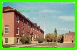 ST JEAN, QUÉBEC - ÉDIFICE DE L'ADMINISTRATION, COLLEGE MILITAIRE DE ST-JEAN - CIRCULÉE EN 1958 - LES ÉDITIONS RICHELIEU - Autres