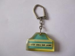 Porte Clé Année 60  Shell - Porte-clefs