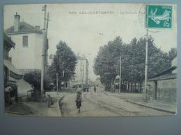 CPA 69 Tonkin Villeurbanne Les Charpennes Grande Rue PLACE - France