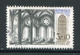 FRANCE- Y&T N°2255- Oblitéré - Usados