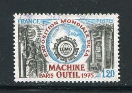 FRANCE- Y&T N°1842- Oblitéré - Usados