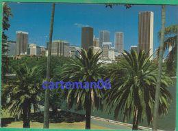 Australie - Sydney Skyline And Botanic Gardens - Sydney