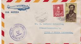 Brief Nach Deutschland (br3029) - 1931-Heute: 2. Rep. - ... Juan Carlos I
