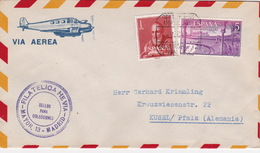 Brief Nach Deutschland (br3030) - 1931-Heute: 2. Rep. - ... Juan Carlos I
