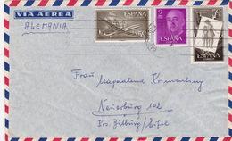 Brief Nach Deutschland (br3031) - 1931-Heute: 2. Rep. - ... Juan Carlos I