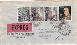 Brief In Die Schweiz (br3033) - 1931-Heute: 2. Rep. - ... Juan Carlos I