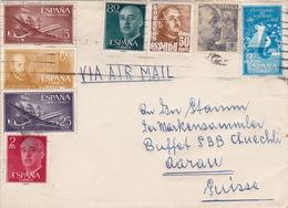 Brief In Die Schweiz (br3035) - 1931-Heute: 2. Rep. - ... Juan Carlos I