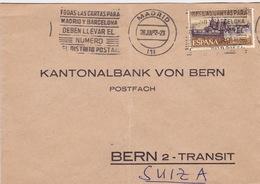 Brief In Die Schweiz (br3036) - 1931-Heute: 2. Rep. - ... Juan Carlos I