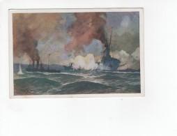 04328 WW1 Cruiser Novara Navy - Weltkrieg 1914-18
