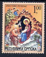 BOSNIAN SERB REPUBLIC 2004 Christmas MNH / **.  Michel 323 - Bosnia And Herzegovina