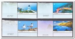 Taiwan 2017, Postfris MNH, Birds, Lighthouse - 1945-... Republiek China