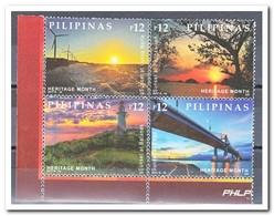Filippijnen 2017, Postfris MNH, Bridge, Lighthouse - Filippijnen