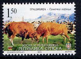 BOSNIAN SERB REPUBLIC 2005 Tradition MNH / **.  Michel 338 - Bosnia And Herzegovina