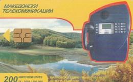 Macedonia - Lake Mavrovo - Macedonia