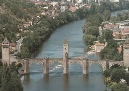CAHORS PONT VALENTRE (46) - Cahors