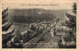 BELGIQUE - LIEGE - HAMOIR - COMBLAIN-LA-TOUR - Vallée De L'Ourthe - Panorama. - Hamoir